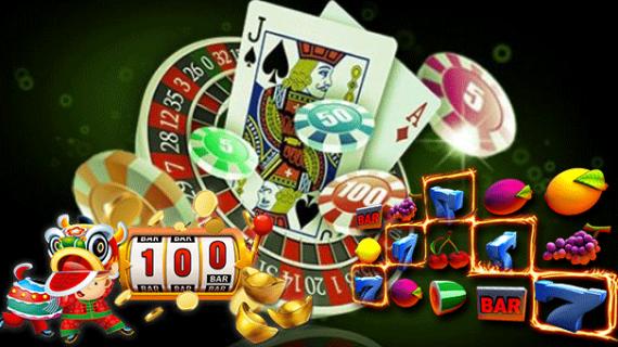 Agen Slot555